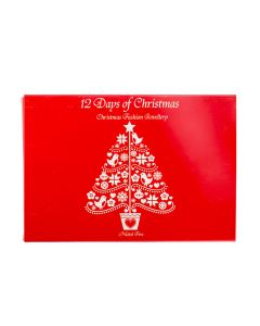 12 Days Of Christmas Fashion Jewellery Calendar