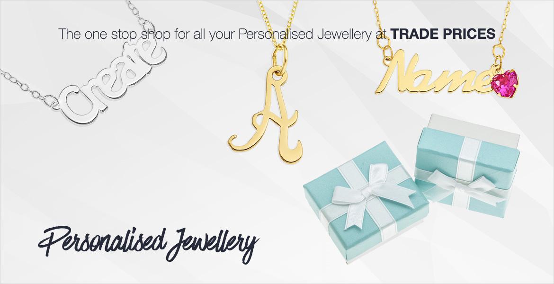 Personalised Jewellery