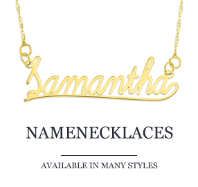 Personalised Namenecklaces
